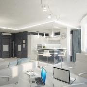 Квартира-студия в Калининграде