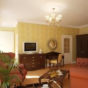 Номер-люкс отеля