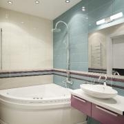 Угловая ванна 150х150