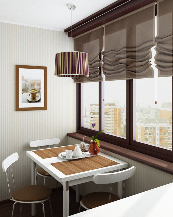 Перемен! создаем новый дизайн балкона и лоджии - exprof expr.