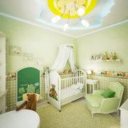 Подробнее…  Основной принцип детской комнаты — это многофункциональность и вариативность. Предметы обстановки должны будить воображение, создавать возможности для различных занятий и игр.