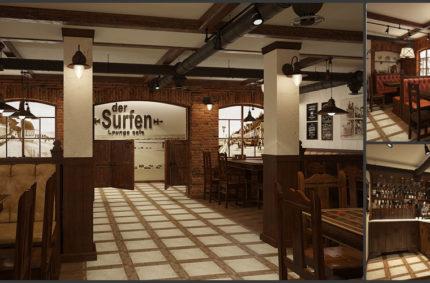 Кафе-таверна на 45 посадочных мест